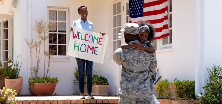 veteran home